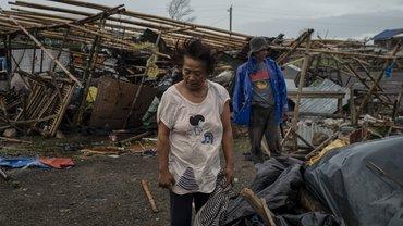 На Филиппинах возросло число жертв тайфуна - фото 1