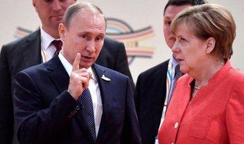 Путин рассказал Меркель о своих хотелках - фото 1