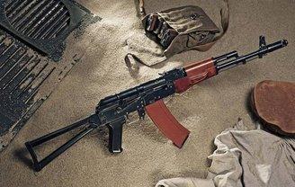 Из оружейки воинской части Новград-Волынского пропали автоматы и пистолеты - фото 1