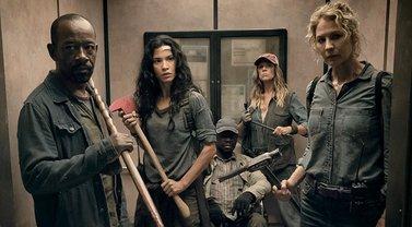 Бойтесь ходячих мертвецов 4 сезон 16 серия: онлайн промо - фото 1
