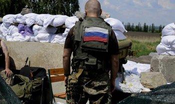 Российским военным пояснили, что воевать на Донбассе уже не за что - фото 1