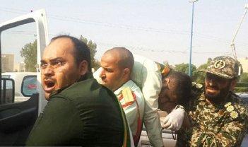 В Иране расстреляли участников военного парада (ФОТО, ВИДЕО) - фото 1