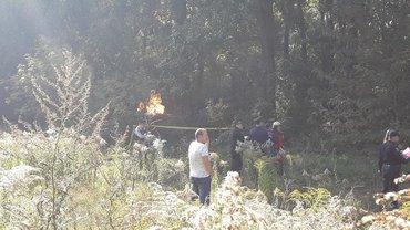В Сумской области прорвало газопровод - фото 1