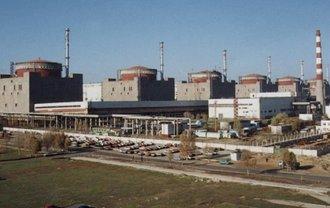 На Запорожской АЭС отключили ещё один энергоблок - фото 1