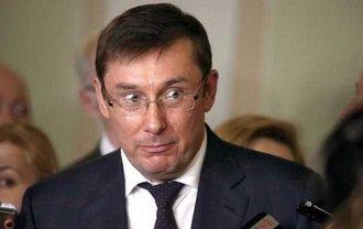 Луценко заявил, что ему поступало предложение участвовать в предвыборном штабе только от президента Украины Петра Порошенко - фото 1