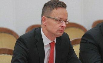 "Петер Сийярто добавили в украиснкое ""Чистилище"" - фото 1"