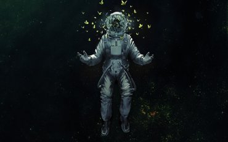 Американский астронавт снял клип в космосе на песню канадской рок-группы - фото 1