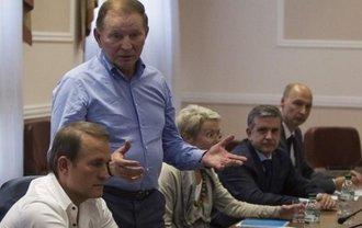 Кучма больше не будет участвовать в заседаниях ТКГ - фото 1