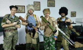"""Суд"" ""ДНР"" приговорил казаков-оккупантов - фото 1"