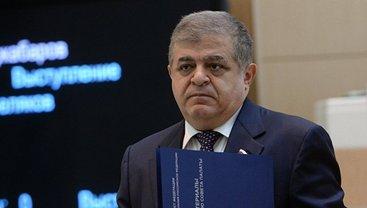 Владимир Джабаров обещает зеркальный ответ - фото 1