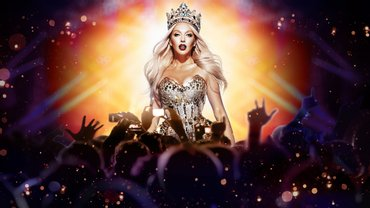 26 октября Оля Полякова представит новое гранд-шоу «Королева ночи» - фото 1
