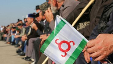 Решение о границе между регионами привело к массовым протестам в Магасе - фото 1