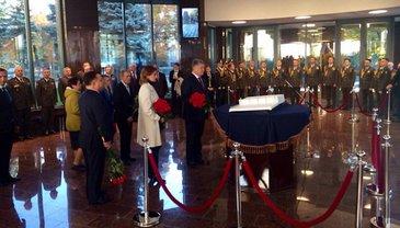 Зал памяти погибших на войне с Россией - фото 1