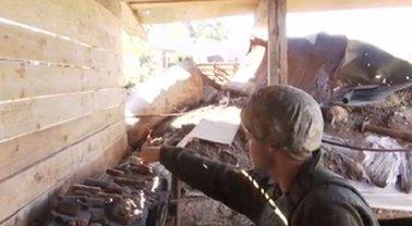 В промзоне у Авдеевки боевики применили неизвестное вещество - фото 1
