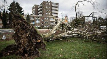 Ураган Лесли надвигается на Испанию - фото 1