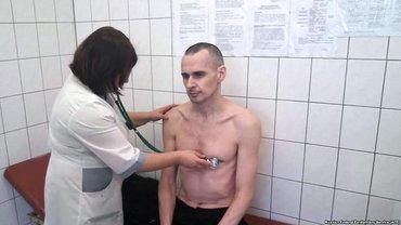 Олег Сенцов попал в реанимацию - фото 1