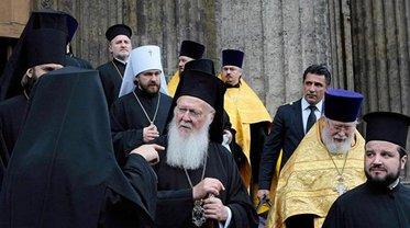 Русские продолжают нападки на Вселенский патриархат - фото 1