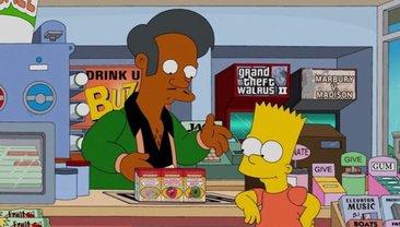 Из Симпсонов уберут героя Апу - фото 1