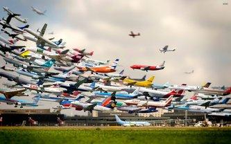 Наибольшую долю составят рейсыбюджетного лоукостера Ryanair - фото 1