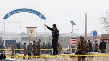 Возле тюрьмы в Афганистане произошел взрыв - фото 1