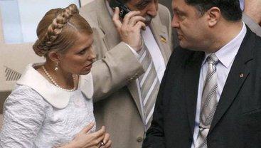 Тимошенко - в лидерах - фото 1