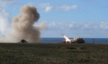 В Херсонской области начались военные стрельбы - фото 1