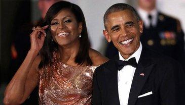 """Барак и Мишел Обама снимут фильм """"Пятый риск"""" - фото 1"""