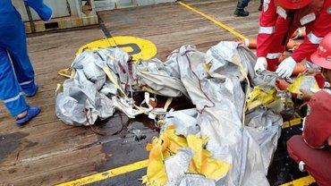 Крушение самолета в Индонезии: спасатели нашли останки 105 человек - фото 1