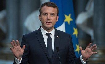 Макрон призывает к созданию совместной военной силы ЕС - фото 1