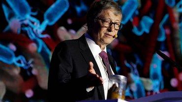 Билл Гейтс  представил проект унитаза нового поколения  - фото 1