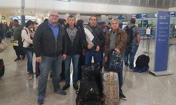 Украинские моряки уже вернулись на родину - фото 1
