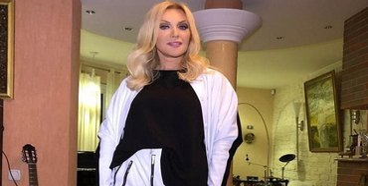 Таисия Повалий похвалилась выступлением в Кремле - фото 1
