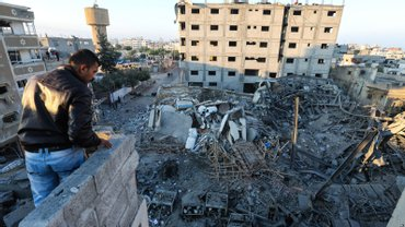 Израиль и ХАМАС договорились о прекращении огня - фото 1