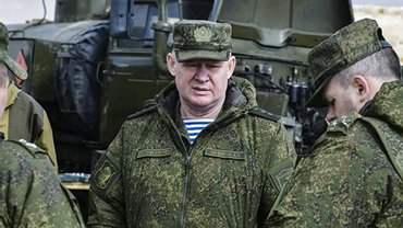 Российского генерала будут судить заочно - фото 1