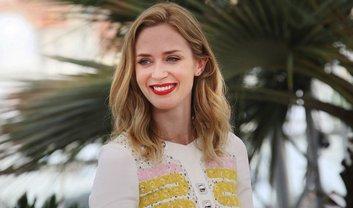 Эмили Блант стала главной героиней нового выпуска журнала Vogue - фото 1