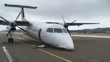 На борту самолета находились 53 человека - фото 1
