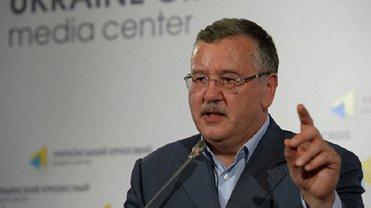 Гриценко заявил, что для музыканта еще не пришло время для президентства - фото 1