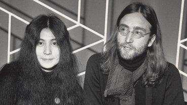 Йоко Оно и Джон Леннон - фото 1
