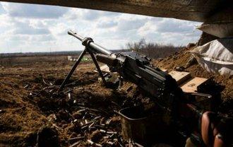 Украинским военным пришлось отвечать огнем на поражение - фото 1