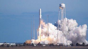 NASA запустило созданную совместно с Украиной ракету - фото 1