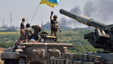 Огневую активность боевиков зафиксировали лишь на Донецком направлении - фото 1