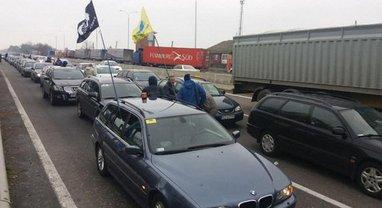Полицейские готовы разблокировать дороги в Украине - фото 1