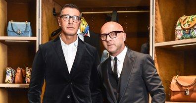 Создатели Dolce & Gabbana снова попали в скандал - фото 1