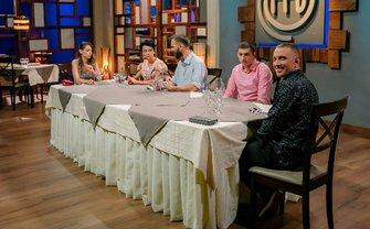МастерШеф 8 сезон 26 выпуск: встреча кулинарной элиты - фото 1