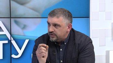 Олег Ярошевич - помощник нардепа, которая не поддерживает его идеи - фото 1