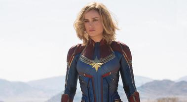 "Главную героиню ""Капитана Марвел"" заметили на съемках ленты - фото 1"