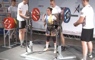 Алина Цикул завоевала для Украины золото - фото 1
