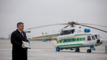 МВД передало сотрудникам ГПСУ несколько самолетов - фото 1
