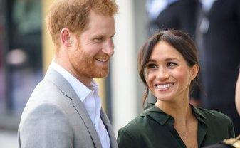 Принц Гарри и Меган Маркл переезжают - фото 1