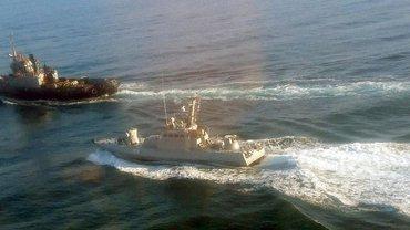 """Оккупанты утверждают, что моряки получили """"легкие ранения"""" - фото 1"""